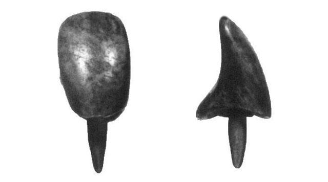 Власне штифтовий зуб