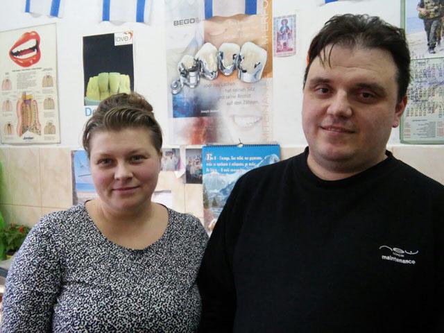 Боровик Олеся та Лукін Михайло