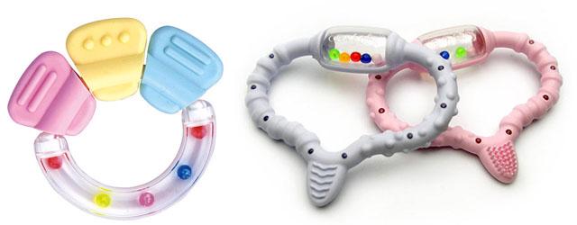Прорізувачі зубів