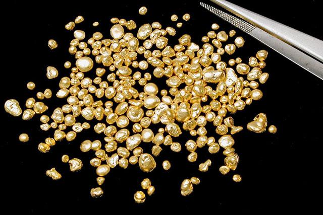 Гранульоване золото