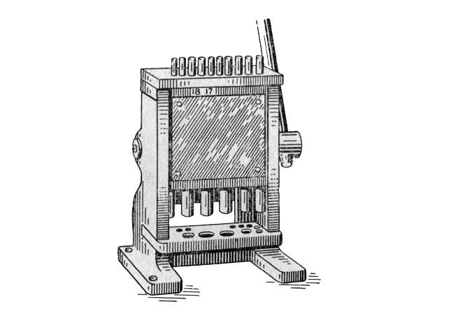 Так виглядає апарат «Самсон» у радянських підручниках, у принципі він так само виглядає і в реальності
